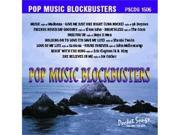 Pocket Songs Karaoke CDG #1506 - Pop Music Blockbusters