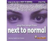 Pocket Songs Karaoke PSCDG #6183 - Next To Normal CDG