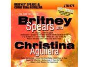 Pocket Songs Just Tracks Karaoke CDG JTG075 - HITS OF BRITNEY & CHRISTINA