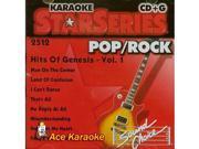 Sound Choice Star CDG SC2512 - Pop/Rock - Hits Of Genesis Vol.1