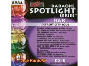 Sound Choice Spotlight CDG  SCG8984 - Detroit City Soul