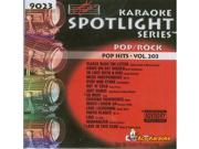 Sound Choice Spotlight CDG SCG9023 - Pop Hits Vol. 203