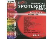 Sound Choice Spotlight CDG SCG8894 - Pop/Rock 80's & 90's - Vol. 1