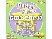 Party Tyme Karaoke CDG SYB1668 - Girl Pop 17