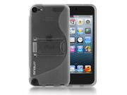 MiniSuit Slim S-Line Stand Case for iPod Touch 5 (Clear)