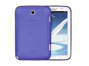 MiniSuit Rubber Grip Case for Samsung Galaxy Note 8.0 N5100 (Frost Purple)