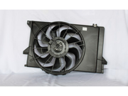 TYC 620600 Engine Cooling Fan Assembly New