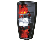 IPCW Tail Lamp CWT-CE347CB 02-06 Cadillac Escalade EXT Bermuda Black