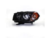 TYC 20-6970-00 Left Side Headlight Assembly