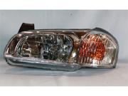 TYC 20-5770-00 Left Side Headlight Assembly