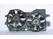 96-00 DODGE CRVN PLYMOUTH VYGR/CHRYS TOWN&COUNTRY RAD&COND Cooling Fan ASSEMBLY