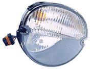 PONTIAC 2004 05 06 07 GRAND PRIX PS/FOG LAMP ASSY EXCEPONTIAC GXP RIGHT