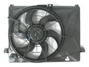 FOR KIA RONDO 2.4/2.7L 07-11 RADIATOR A/C FAN ASSEMBLY