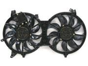 INFINITI SEDAN MT 2009 RADIATOR A/C AC FAN (W/CONTROLER) NEW