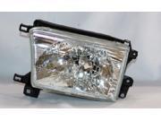 TYC 20-5652-00 Left Side Headlight Assembly