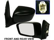 HONDA ODYSSEY 05-09 SIDE MIRROR LEFT DRIVER, POWER, HEATED, FOLDING, KOOL-VUE