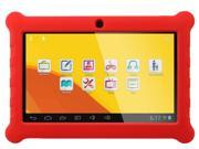 AGPtek Kids Tablet with Android 4.1 - 7-Inch Wifi Camera Kids Educational Toy w/ Rubber Case - Best Gift