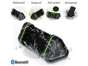 AGPtek Portable Sports Waterproof Shockproof Wireless Bluetooth Speaker
