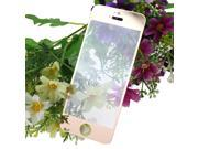 2.5D High Quality Real Tempered Glass Screen Protector Film Guard Metallic Gold for Apple iPhone 5, iPhone 5S, iPhone 5C