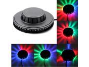 48 RGB LED Voice-activated Stage Lighting Disco Bar DJ Party Rotating Light RGB LED Light