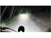 AGPTEK Super Bright 2500 Lumens 4 Modes Led Headlight&#59; Bicycle Light, Hands-free Head light - For Camping Hiking Bicycling Riding&#59; Rechargeable Batteries Include
