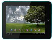 """New MID M806 Android 2.2 8"""" Touch Tablet PC Blue w/ Wifi & Android Market Carring case"""