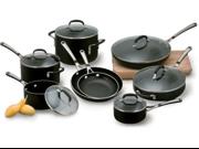 Calphalon 14-pc. Nonstick Simply Calphalon Enamel Cookware Set