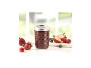 Kerr® Half Pint (8-oz.) Quilted Crystal Jelly Jars, Set of 12