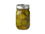 Ball® Regular Mouth 1 Pint (16-oz.) Regular Mouth Jars, Set of 12