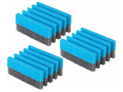George Foreman GFSP3 Indoor Grill Cleaning Sponge - 3 pack