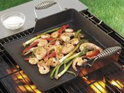 CHEFS Cast-Iron La Plancha Griddle