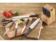 Cuisinart 14-pc. Cuisinart Advantage Triple Rivet Knife Block Set
