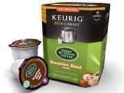 Green Mountain Coffee 8-ct. K-Carafe Coffee, Breakfast Blend Decaf