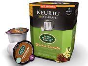 Green Mountain Coffee 8-ct. K-Carafe Coffee, French Vanilla