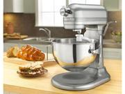 KitchenAid 5-qt. Professional 5 Plus Stand Mixer, Metallic Chrome