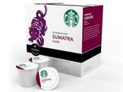 Starbucks Coffee 16-ct. K-Cup Coffee, Sumatra