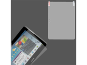 Clear LCD Screen Protetor Cover Film w/ Cloth Wipe SAMSUNG Galaxy Tab II 10.1