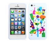 Comsopolitan Drinks Hard Snap on Design Protective Cover Case for iPhone 5