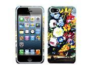 Blumenstilleben Design Snap on Case +Screen Protector For iPhone 5 5S