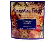 Alpineaire Freeze-Dried Texas Bbq Chicken Meal -