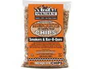 Smokehouse Products Mesquite Flavored Chips, 12-Pack - Mesquite Chips