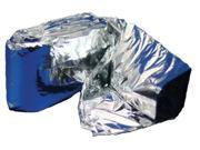 Space 127010 Emergency Blanket - Silver -