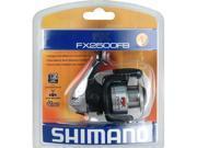 Shimano Fx Spinning Reel Fx2500Fb - Fx 2500 Fb Front Drag Clam