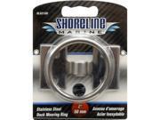 "Shoreline Marine Stainless Steel Mooring Ring, 2 X 1/4-Inch - Mooring Ring 2""X1/4"" Ss"