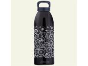 Liberty Bottleworks Reusable Aluminum Water Bottle , 24 oz , Traffic Jam