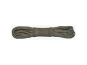 Fox Nylon Braided Paracord, Olive Drab, 50' Hank
