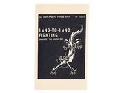 US Army Special Forces Hand-To-Hand Fighting Manual ST 31-204