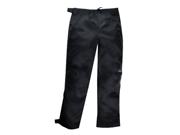 Red Ledge Unisex Adult Thunderlight Full-Zip Pant Full Side Zip Rain Pant , Black , Small