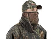 Mossy Oak 3/4 Headnet with Mesh (Break-Up, One Size)