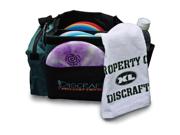 12 Disc Tournament Golf Bag